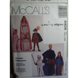 McCalls Sewing Pattern 4404