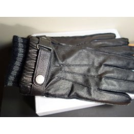 Danier Black Leather Men's gloves