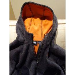 Helly Hansen Mens Hooded Work Jacket-Sweater