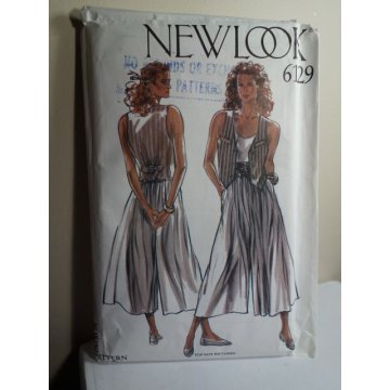 NEW LOOK Sewing Pattern 6129
