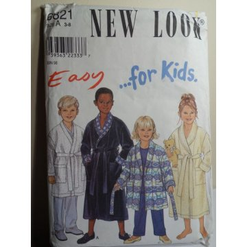 NEW LOOK Sewing Pattern 6821