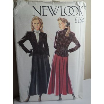 NEW LOOK Sewing Pattern 6154