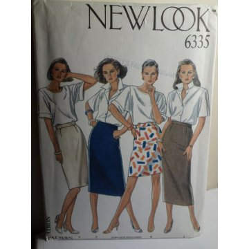 NEW LOOK Sewing Pattern 6335