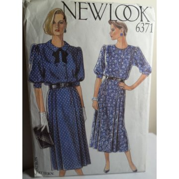 NEW LOOK Sewing Pattern 6371