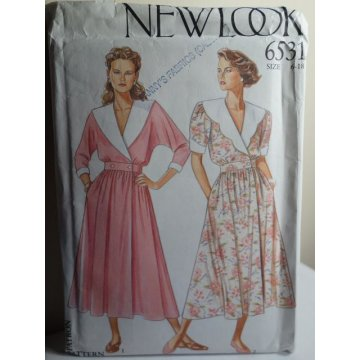 NEW LOOK Sewing Pattern 6531