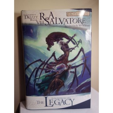 The Legacy Book VII The legent of Drizzt R.A. Salvatore