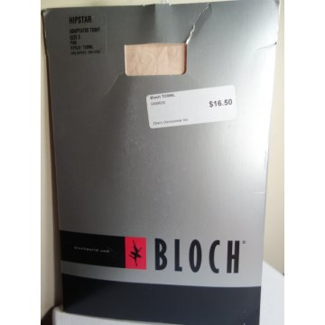 BLOCH Hipstar Dancewear Pantyhose Tights