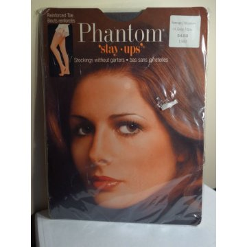 Phantom - Stay Up Pantyhose - Size Average