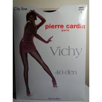 Pierre Cardin Paris - Vichy 40 den