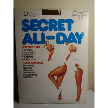 Secret All-Day