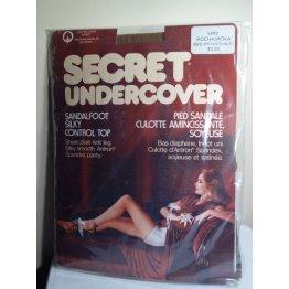 Secret Undercover Vintage Pantyhose