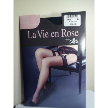 Silks La Vie en Rose Pantyhose
