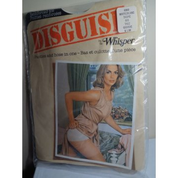 Whisper DISGUISE Vintage Pantyhose