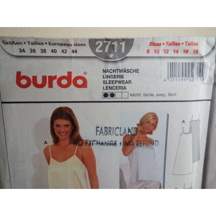 BURDA Sewing Pattern 40 Delectable Burda Sewing Patterns