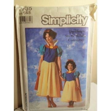 Simplicity Disney Sewing Pattern 7735
