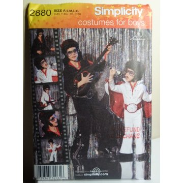 Simplicity Sewing Pattern 2880