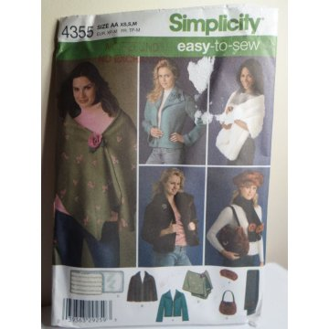 Simplicity Sewing Pattern 4355