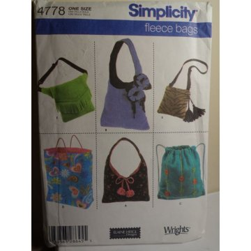 Simplicity Sewing Pattern 4778