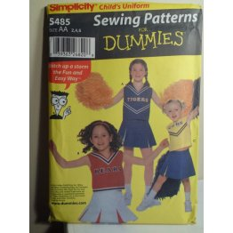 Simplicity Sewing Pattern 5485