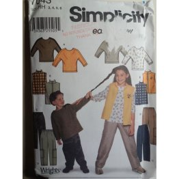 Simplicity Sewing Pattern 7043