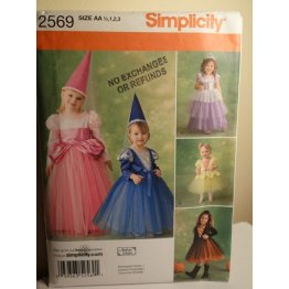 Simplicity Sewing Pattern 2569
