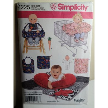 Simplicity Sewing Pattern 4225
