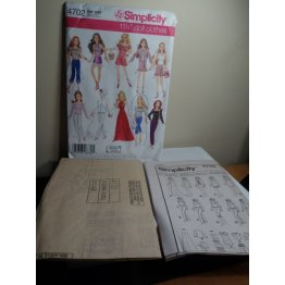 Simplicity Sewing Pattern 4702