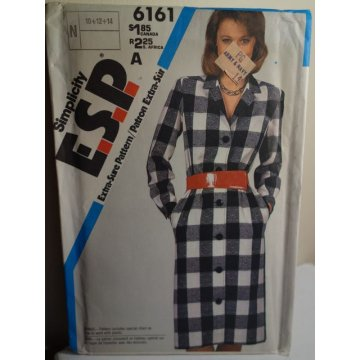 Simplicity Sewing Pattern 6161