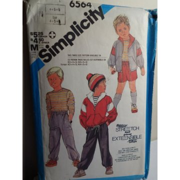 Simplicity Sewing Pattern 6564