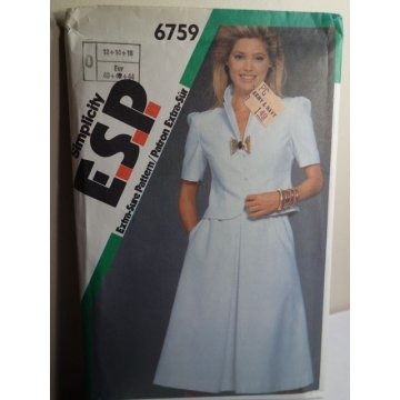 Simplicity Sewing Pattern 6759