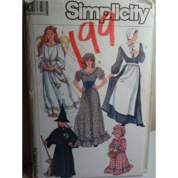 Simplicity Sewing Pattern 7650