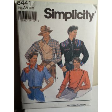 Simplicity Sewing Pattern 8441