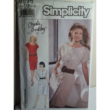 Simplicity Sewing Pattern 9696
