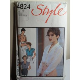 Style Sewing Pattern 4824
