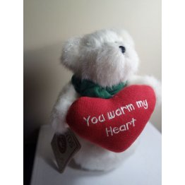 BOYDS You Warm My Heart Plush Toy 2