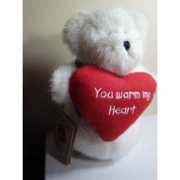 BOYDS You Warm My Heart Plush Toy