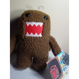 Brand New Domo Small Plush Limited Edition