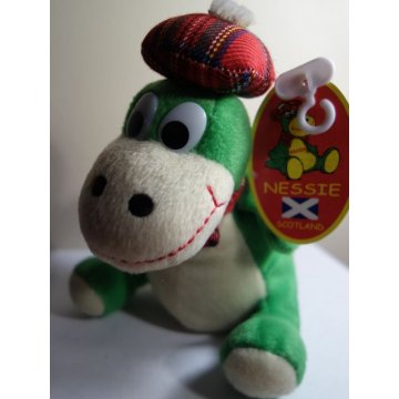 Innes and Cromb Nessie Scotland Plush Toy