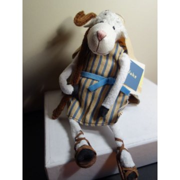 Hallmark Really Woolly JAKE, Lamb Shepherd Plush Toy