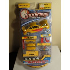 Modifiers 2002 Chevy Cavalier Coupe, Diecast X-Concepts