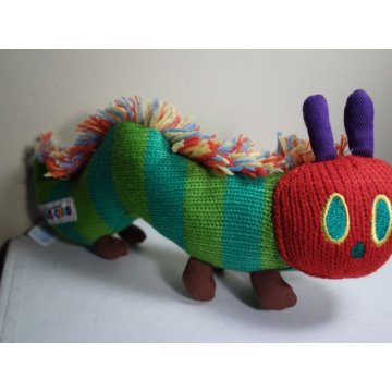 The World of Eric CARLE Very Hungry Caterpillar Plush