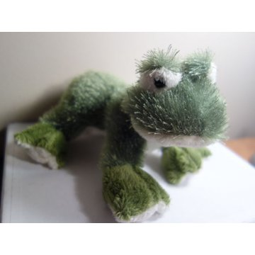 Webkinz FROG Plush Toy, Brand New With Tag.