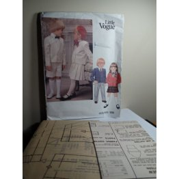 Little Vogue Sewing Pattern 1313