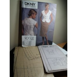 Vogue DKNY Sewing Pattern 1093