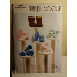 Vogue Linda Carr Sewing Pattern 7707