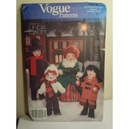 Vogue Linda Carr Sewing Pattern 7878