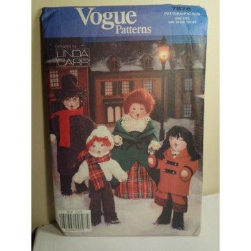 Vogue Linda Carr Sewing Pattern 7878
