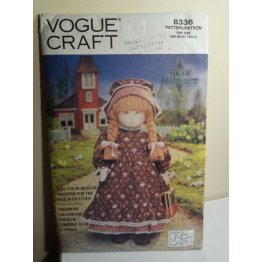 Vogue Linda Carr Sewing Pattern 8336
