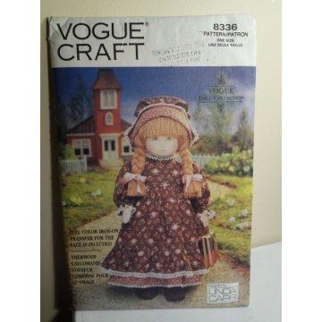 Vogue Linda Carr Sewing Pattern 8336