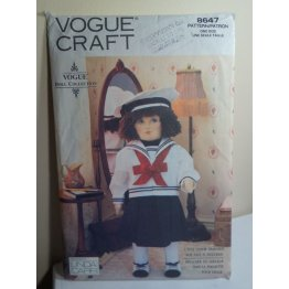 Vogue Linda Carr Sewing Pattern 8647